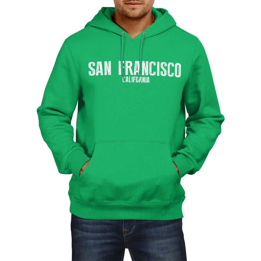 SAN FRANCISCO CALIFORNIA American Home State Hoodie Mens America Womens 49ers