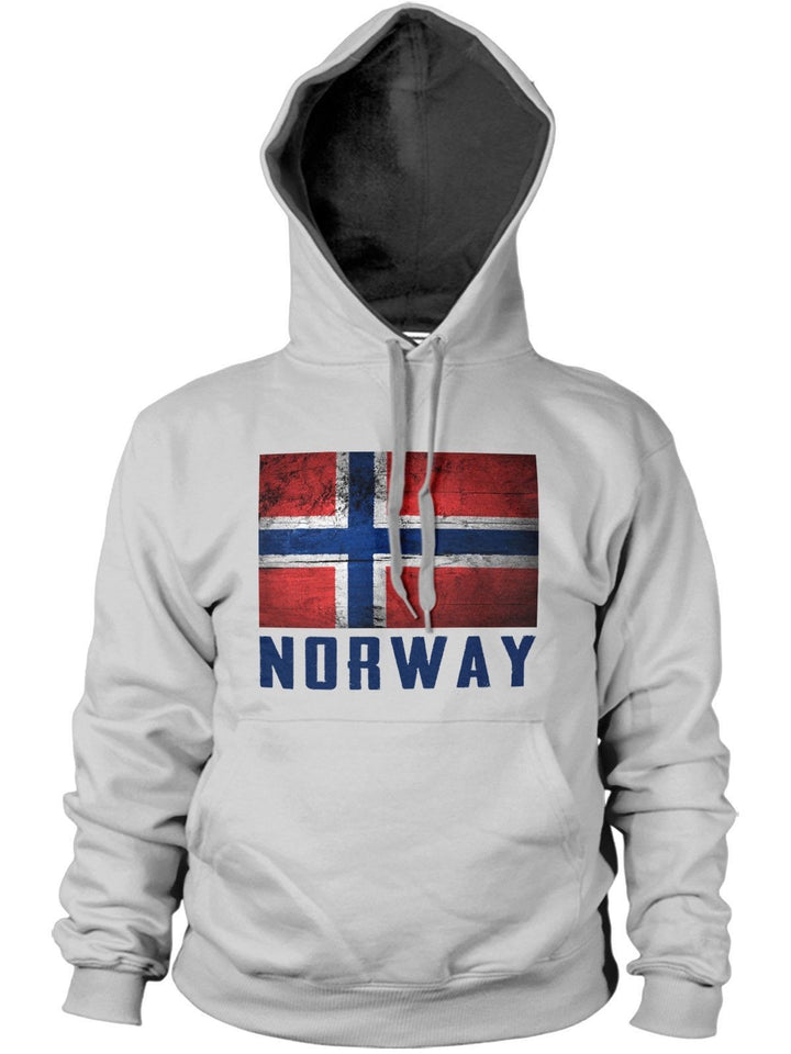 Norway Scandinavia Mens Womens Sport Football Hoodie Hoody World Cup