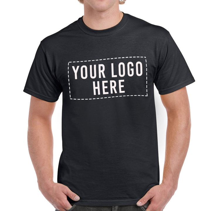 Personalised Work wear T Shirt Plumbers Builders Tradesman Your Logo Business