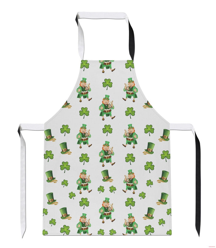 Ireland All Over Apron Irish St Patricks Day Cook Kitchen BBQ APRON Tabard A45