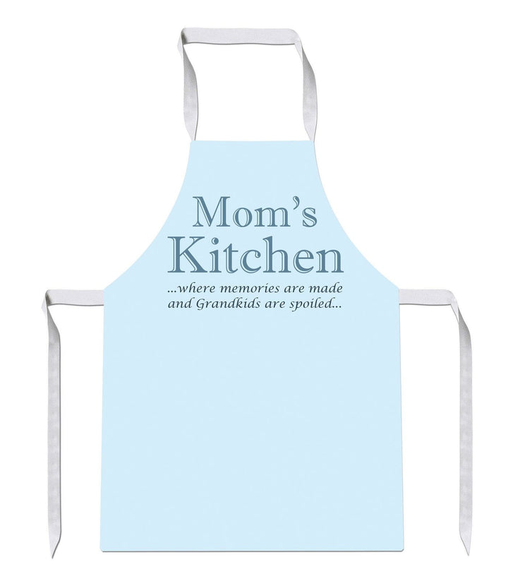 Mom's Kitchen Novelty Funny Baking APRON Kitchen Linen Tabard Mothers Day 41