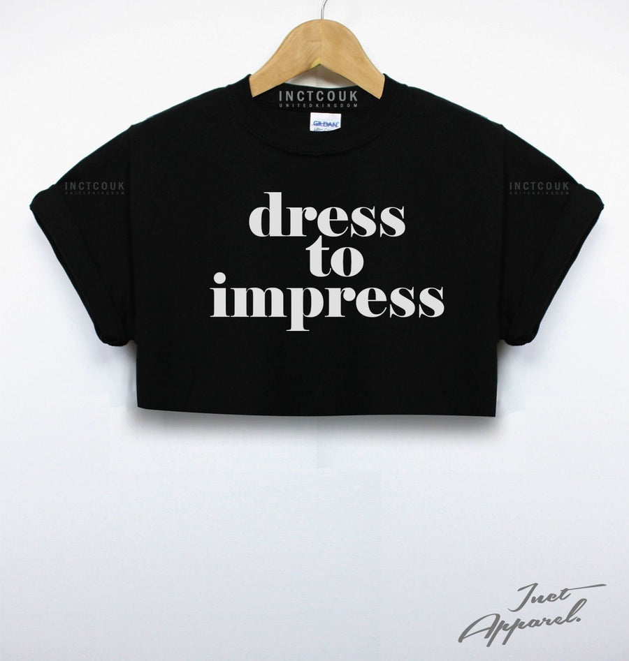 Dress To Impress Crop Top Rugged Indie Baggy Fashion Indie Tumblr Women