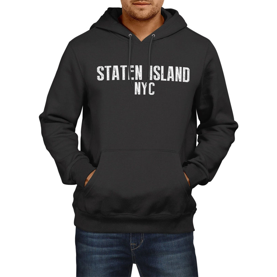 Staten Island NYC American State Hoodie Mens Womens Boys Girls USA New York City
