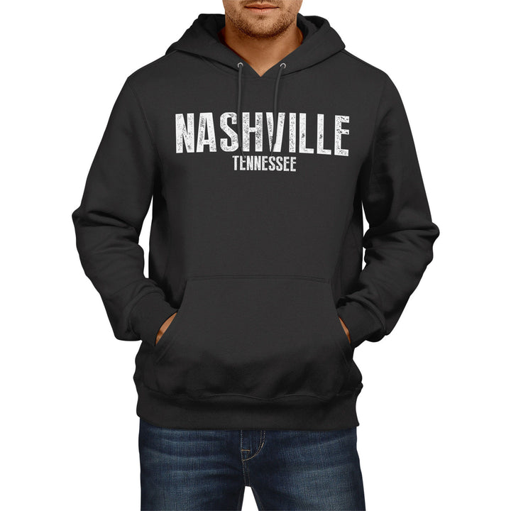Nashville Tennessee SLOGAN US State City Mens Womens USA America Football Fans