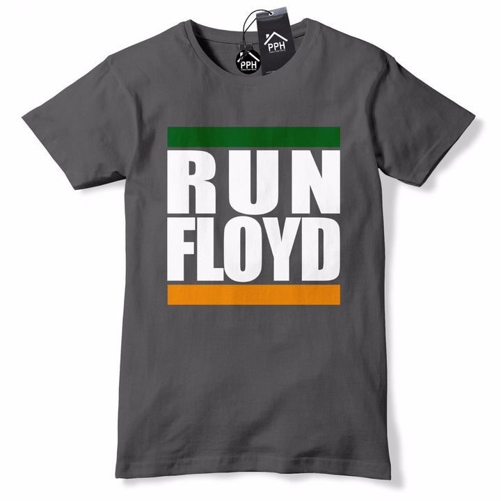 Funny Run Floyd Conor McGregor T Shirt Boxing UFC MMA Vegas Fight Tee Top 664