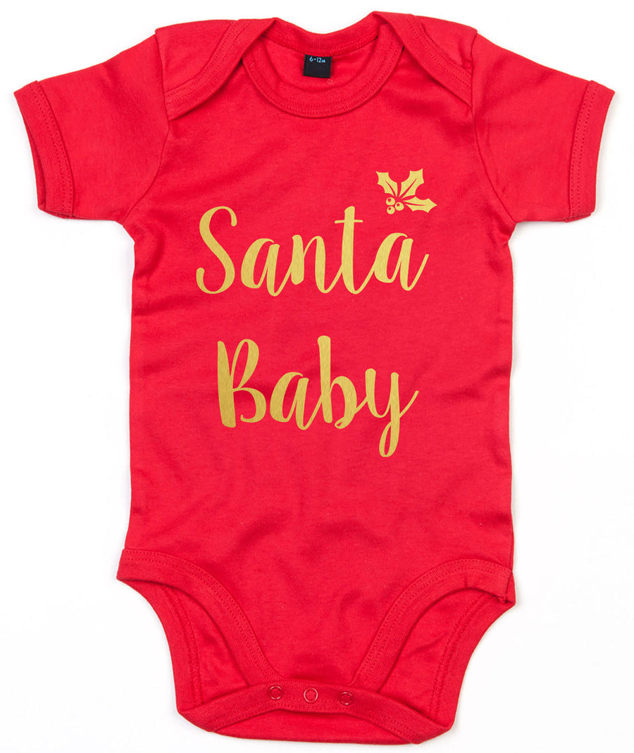 Santa Baby Baby Grow Christmas Babygrow Eartha Kitt Cute Song Mean Girls L132