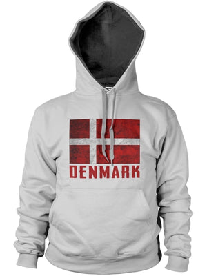 Denmark Country Mens Womens Hoodie Fans Hoody Sport All Sizes Football World Cup