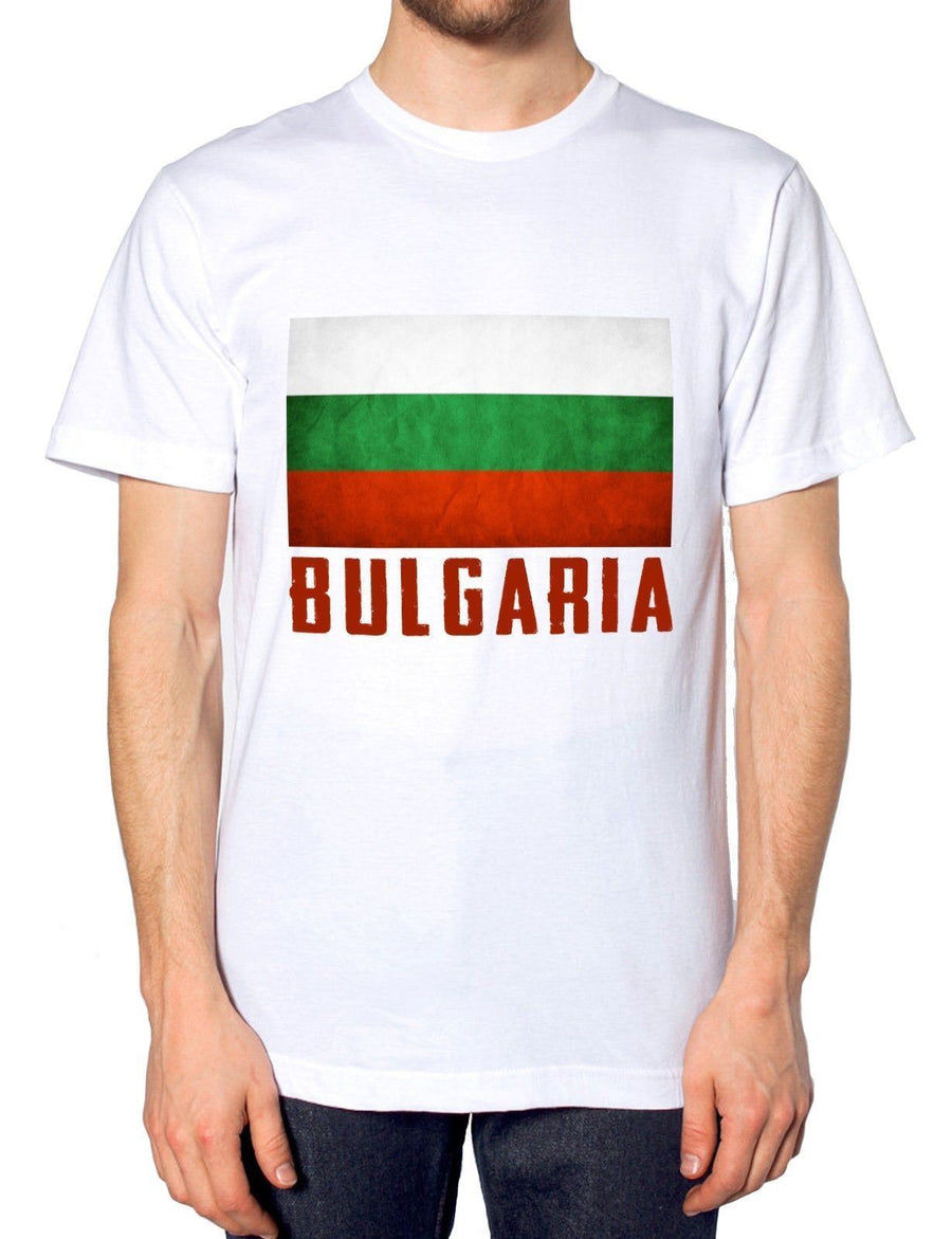 Bulgaria Mens Womens Nation Tshirt Football Country Sport T Shirt Top All Sizes