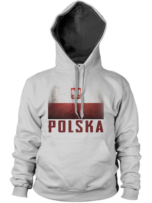 Poland Mens Womens Sport Football Training Hoodie Polski Hoody World Cup