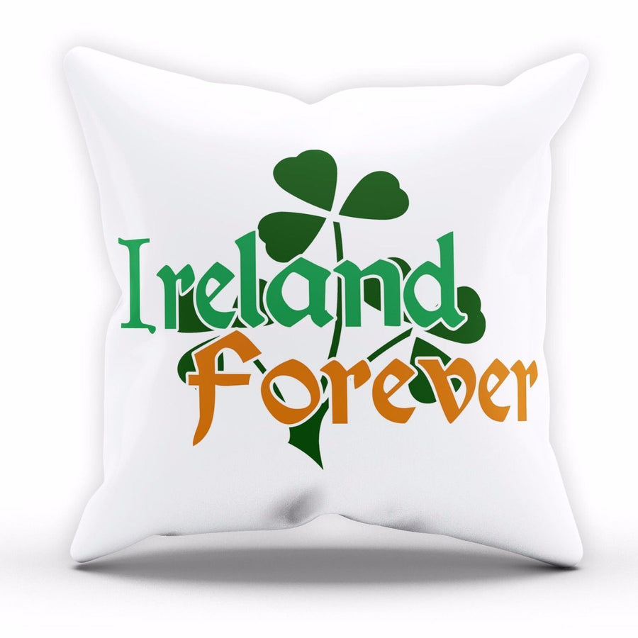 Ireland Forever St Patricks Day Cushion Irish Rugby Pillow Home Sofa Bedroom P15