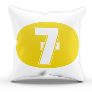 Sheene 7 Barry Pillow Cushion Cover Case Bed Room Motorcycle Champion British