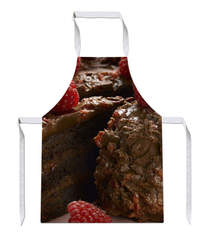 Chocolate Cake Muffin All Over Baking Novelty Funny Bake APRON Kitchen Tabard 48