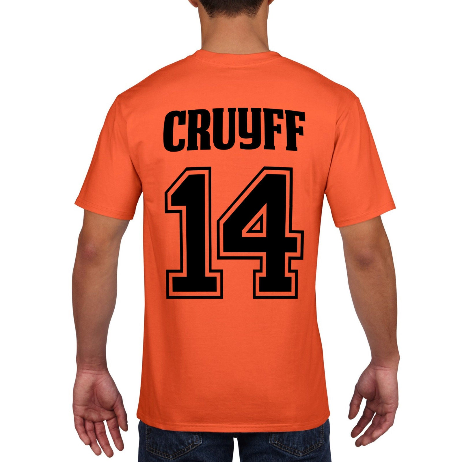 sale retailer 335d2 72141 Retro Netherlands Football Shirt Mens Boys Holland Cruyff Gullit Van Basten  761 - The Clothing Shed