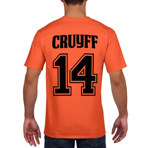 Retro Netherlands Football Shirt Mens Boys Holland Cruyff Gullit Van Basten 761