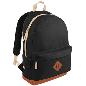 Bagbase Heritage Backpack Holdall Gym Bag Travel Over night School All Colours