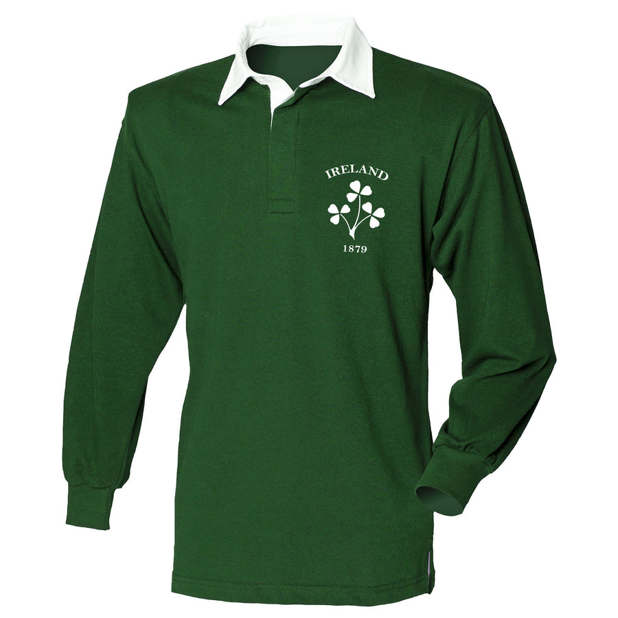 Ireland 1879 Retro Rugby Shirt Jersey Men Irish 6 Nations 2017 Fan Supporter L5