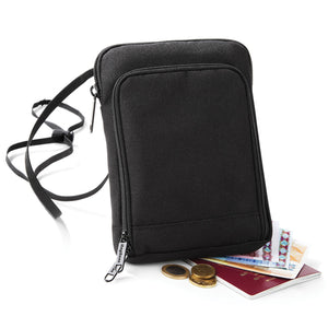 Bagbase Travel Wallet Pouch Documents Passport Holder Holiday Accessories BG47