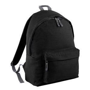 Original Fashion Backpack School Train Gym Bag Retro Hipster All Colours Black