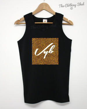 Vibe Leopard Vest Square Hipster Indie Tumblr Swag Holiday Summer Urban Shop