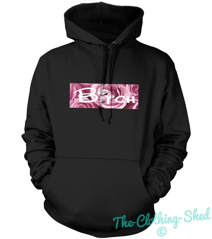 BITCH ROSES PRINT HOODIE HOODY MEN WOMEN KID FRESH DOPE HIPSTER SWAG
