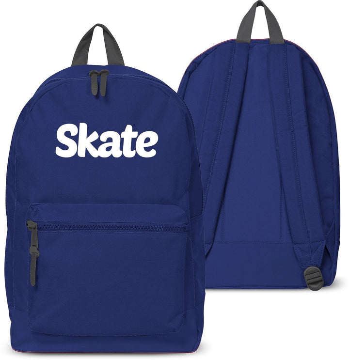 Skate Backpack Bag Skateboard Surf School BMX Hipster Indie Bike 4