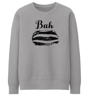 Mint Bah Humbug Jumper Sweater Christmas Festive Top Men Women Kids Xmas Funny