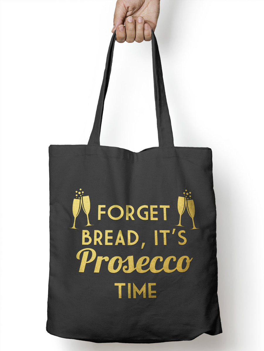 Monday Prosecco Can Fix Shopping Shopper Tote Bag for Life Drink Wine Funny