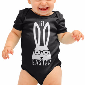 1st Easter Bunny Egg Funny Cute  Baby Grow Gift Babygrow Romper Body Suit B31