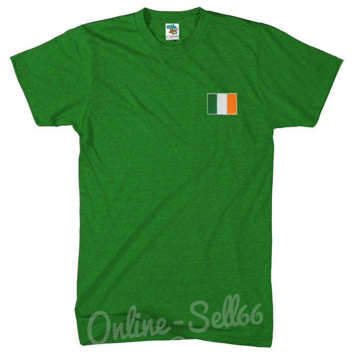 Ireland Nation Tshirt World Cup Commonwealth T Shirt Football Rugby Supporters