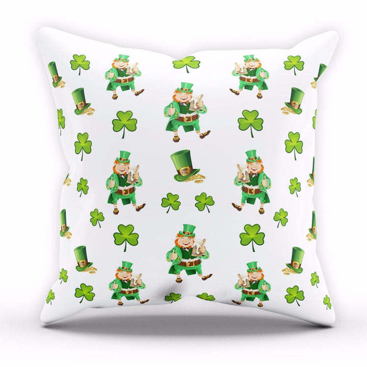 Irish All Over St Patricks Day Cushion Ireland Pillow Home Bedroom Sofa P5