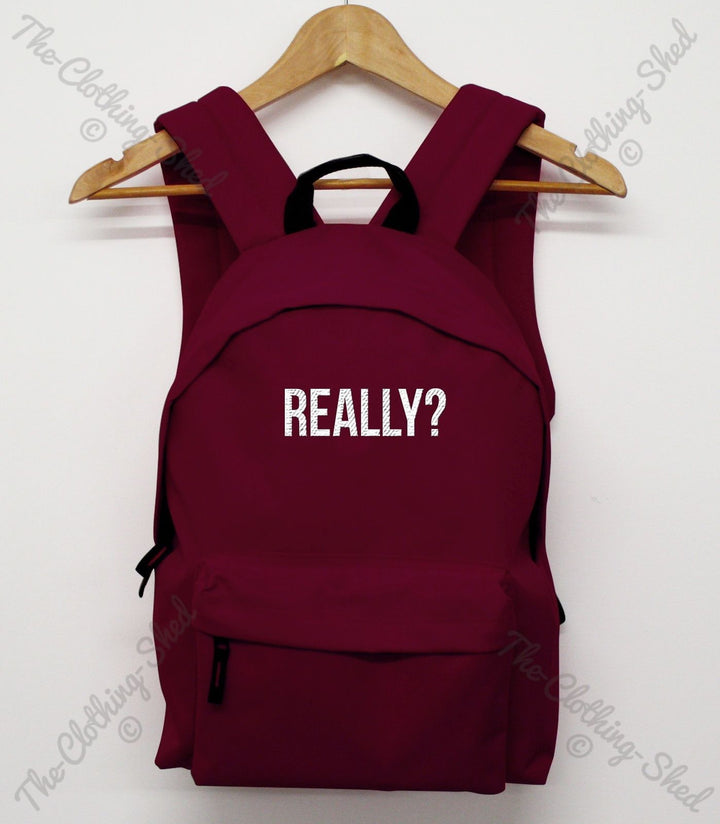 Dat Ass Back pack Street Style Love Shore Funny Rude Hipster Holdall School 20