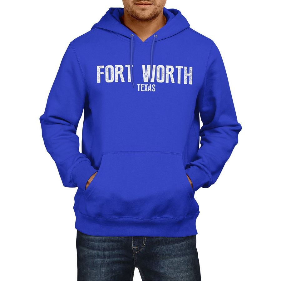 FORT WORTH TEXAS American Home State Hoodie Mens Womens Football USA Boys Girls