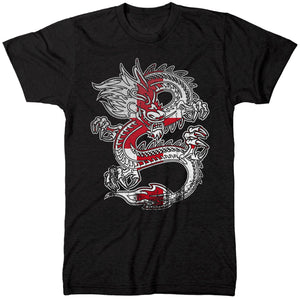 St Georges Day Dragon Slayer T Shirt - Saint George England Flag Tee