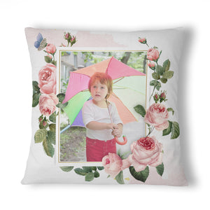 Personalised Pillow Happy Mothers Day Gift - Custom Pillow Gift for Mum