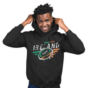 Ireland Rugby Nations Hoodie - 2019 Six Nations & World Cup