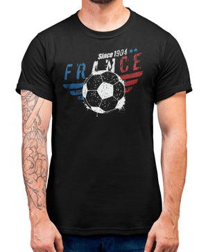 France Football Shirt - World Cup Winners 2018 Support France In Euros 2020