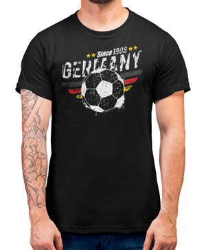 Germany Football Shirt - 4 Time World Cup Winners 2014 Support Germany In Euros 2020