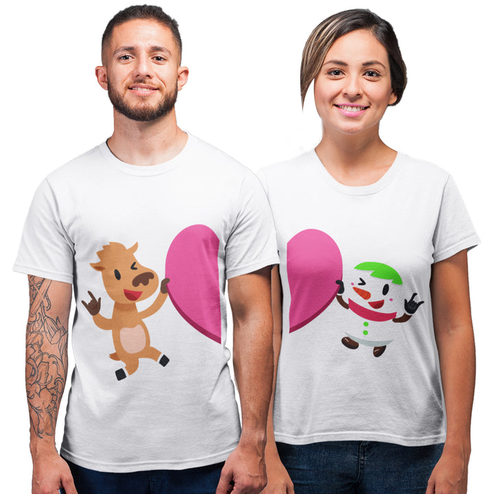 Valentines Day T Shirts - Boyfriend and Girlfriend Cringy Matching Gifts
