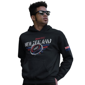 New Zealand Rugby Nations Hoodie - 2019 Rugby World Cup