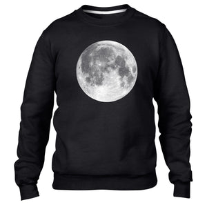 Full Moon Sweater Jumper Sweatshirt Men Women Kids Indie Rock Clothing Urban