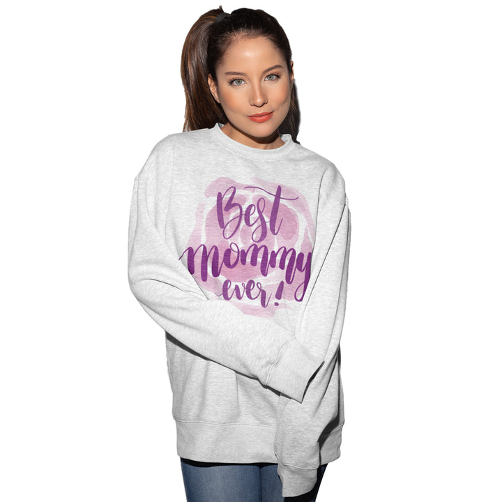 Best Mummy Ever Mothers Day Sweater