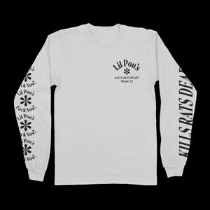 KILL RATS LONG-SLEEVE