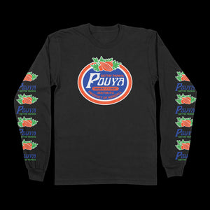 PAPAYA LONG-SLEEVE - BLACK