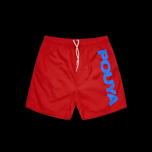 POUYA SHORTS - RED