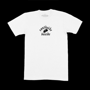 SOUTH SIDE TEE - WHITE