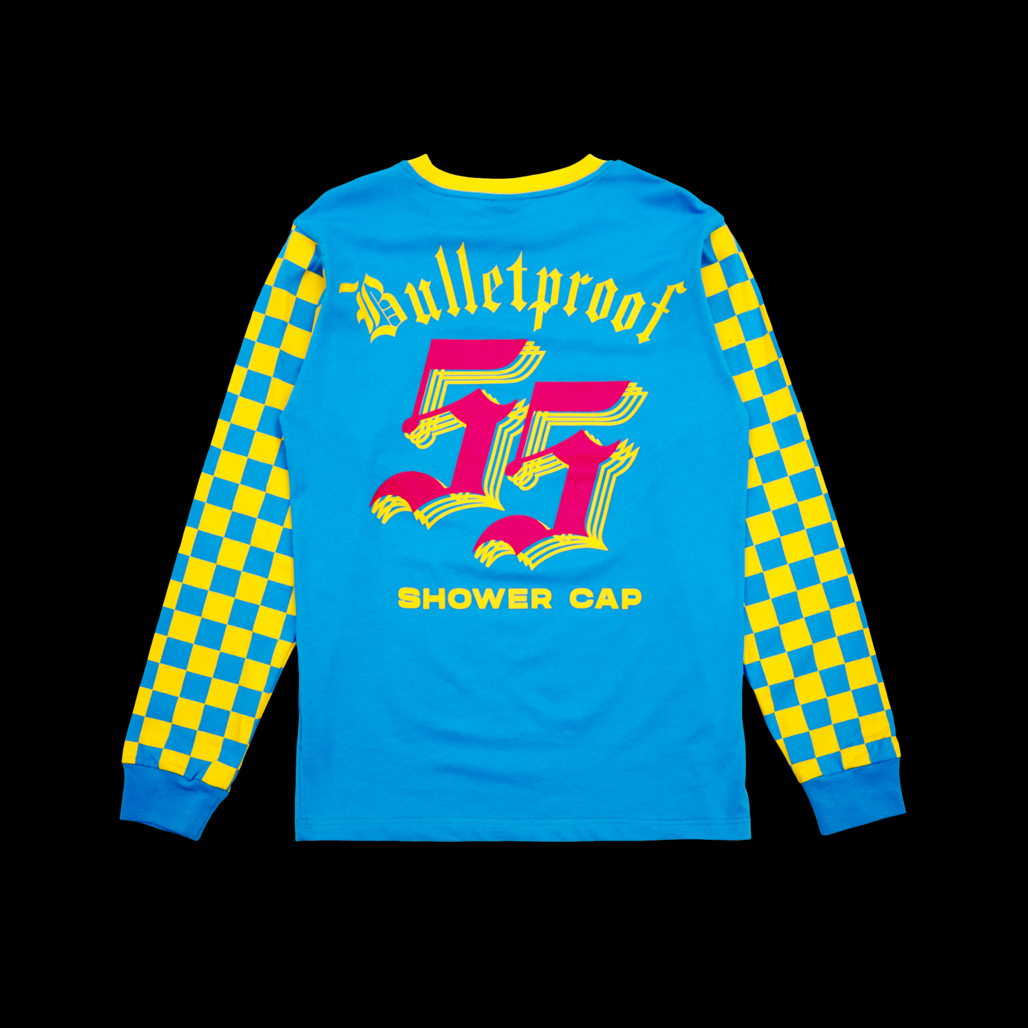 BULLETPROOF LONG-SLEEVE - BLUE