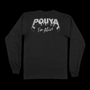 ALIVE LONG-SLEEVE - BLACK