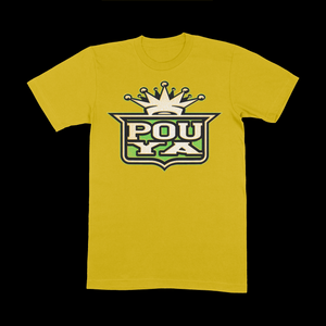 OUTKAST TEE - YELLOW