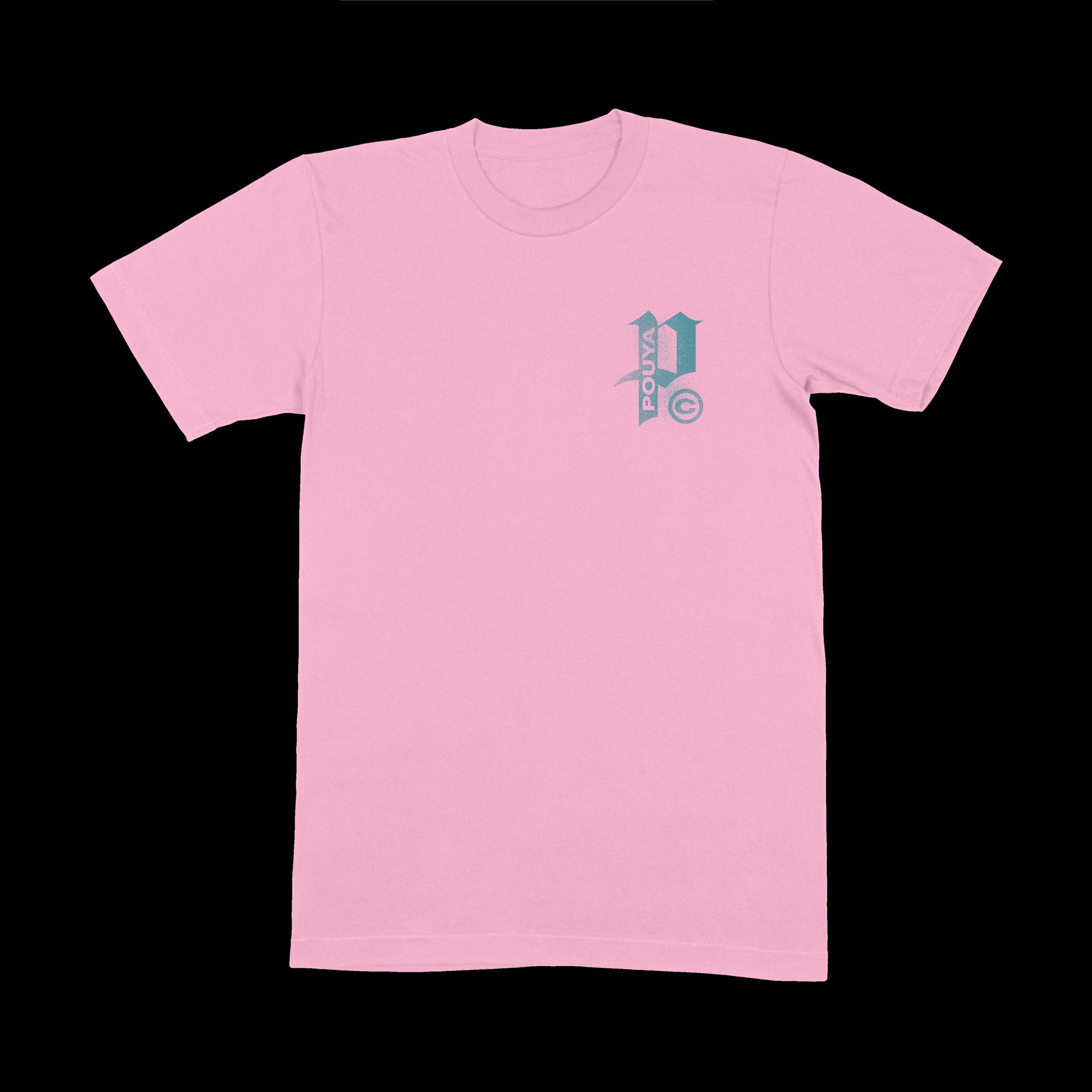 COTTON CANDY TEE - PINK