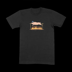 ROASTED TEE - BLACK